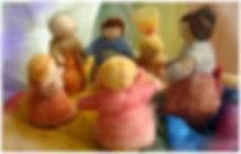 """Acolher a criança com devoção Educá-la com amor Dispensá-la em liberdade  """"(Rudolf Steiner: GA 269, S 179)"""