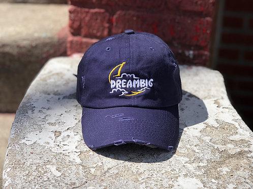 Navy Blue Dad Hat