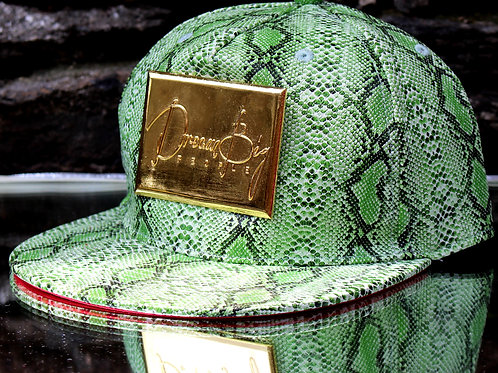 DreamBIG People Gold Plated Strap Back