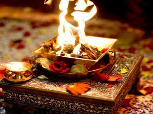 Homam- A Fire ritual