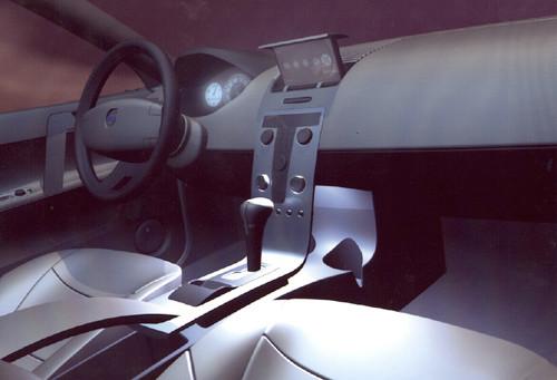 S40 Interior Concept