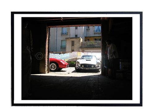Ferrari Car wash (size A0)