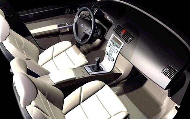 S40 interior development