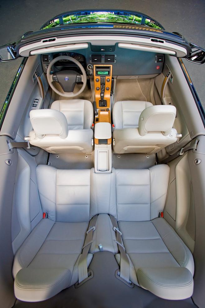 C70 interior