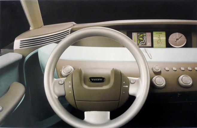 P1 Project Concept Interior MPV