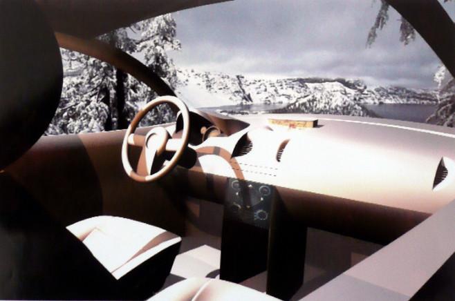 P1 Project Concept Interior