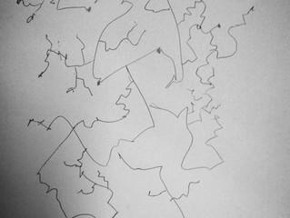 Improvisación en blanco y negro