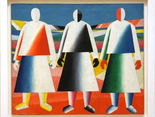 Malevich y la naturaleza