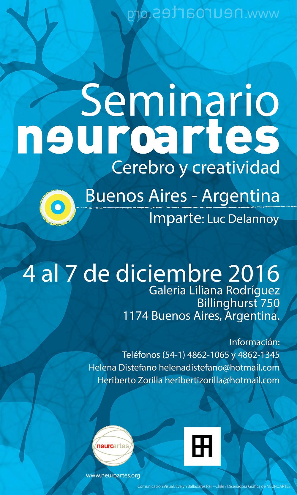 Neuroartes Buenos Aires