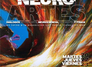 Taller | Neuroartes: diálogos entre arte, neurociencias, filosofía y física | CDMX.