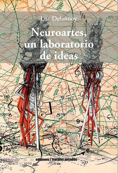 Libro Neuroartes, un laboratorio de ideas