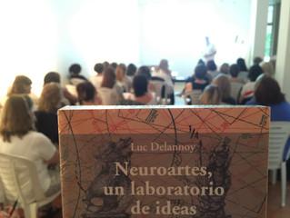 Seminario Neuroartes en Buenos Aires.