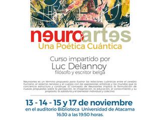 Neuroartes en el desierto de Atacama
