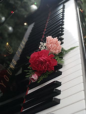 Lessons and Rates - piano, accompaniment, trumpet, theory