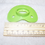 Thumbnail: Pacifier Large Adult AB/DL Nuke 6 Lime Green & Wht