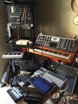 synth setup aa