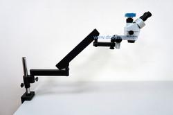 三目顯微鏡萬向支架 (2)