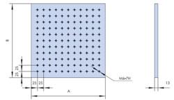 光學鋁合金平板 尺寸