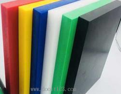塑膠鋼平板2尼龍板材PE聚氨酯板MC901超耐磨PA66POM棒ABS板加工