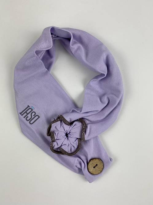 Bandeau douceur violette