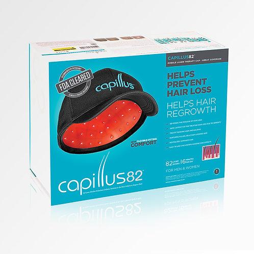 Casquette laser 82 iodes Capillus