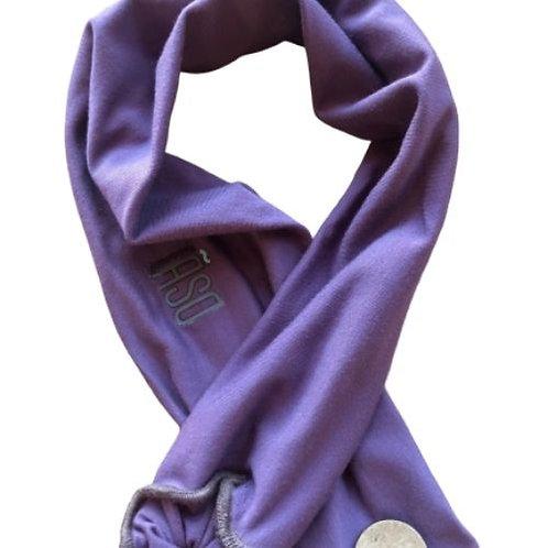 Bandeau violet délicat