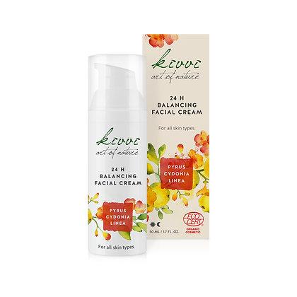 Koti Lifestyle Kivvi Pyrus Cydonia 24h Balancing Facial Cream