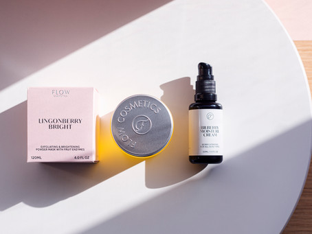 Flow Cosmetics - pure northern beauty
