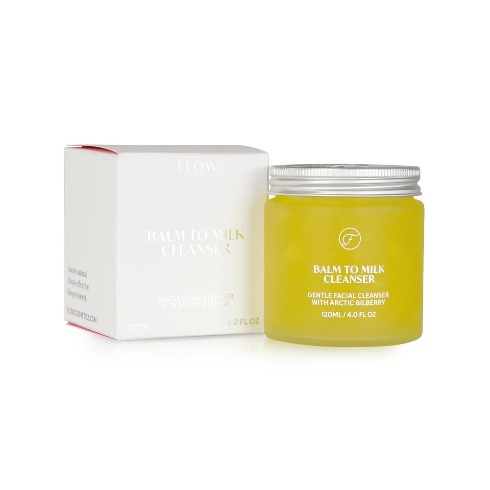 Koti Lifestyle | winter skincare and gentle facial cleanser Balm to Milk