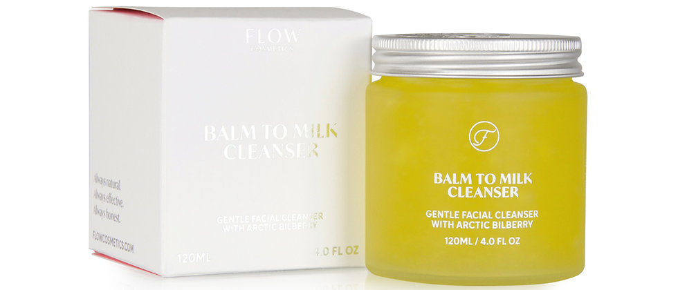 Koti Lifestyle Flow Balm to Milk Facial Cleanser