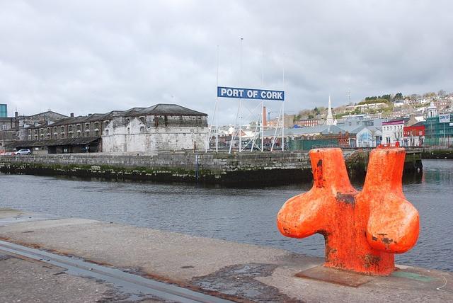 Cork Port, Ireland, Cork city, Cork Custom House, hotel development