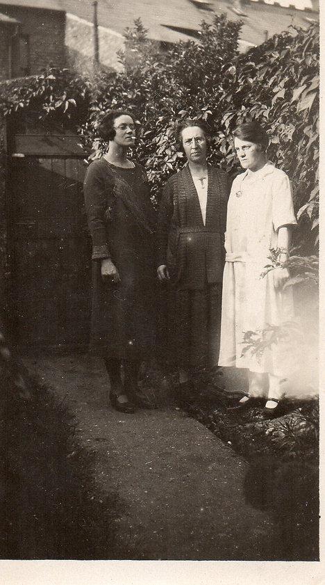 Bridged OK Marg Skinneder Nora OK 1925 D