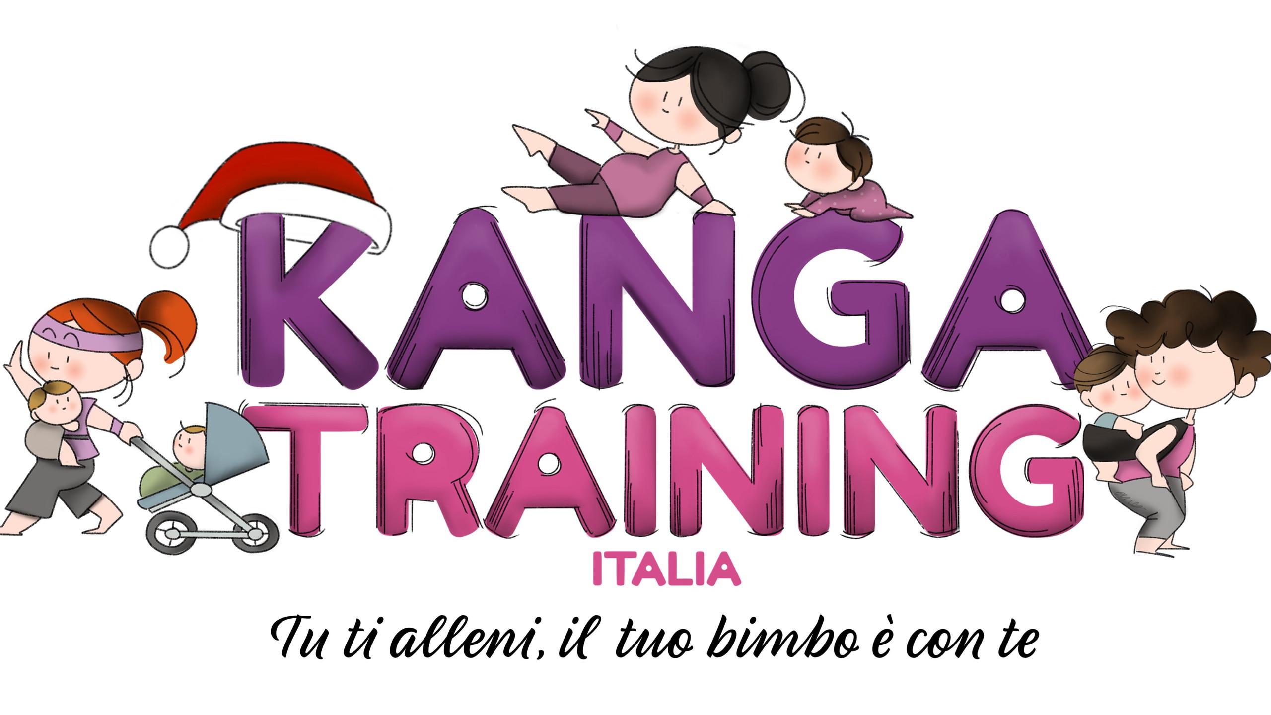 KANGA logo illustrazioni marchio