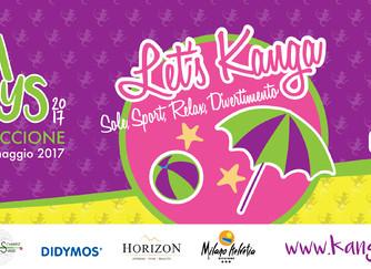 Dal 04 al 09 giugno kangaholidays a Riccione: una vacanza  di puro divertimento per mamme e bebè