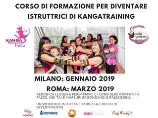CORSO DI FORMAZIONE KANGATRAINING ITALIA
