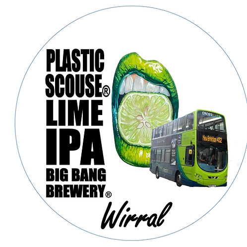 Plastic Scouse, Lime IPA