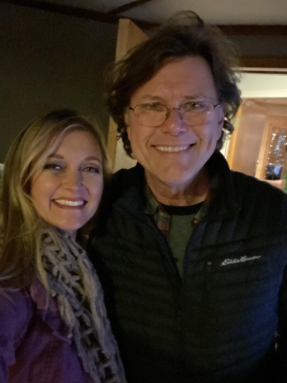 Casey Kearney Nashville Recording Session