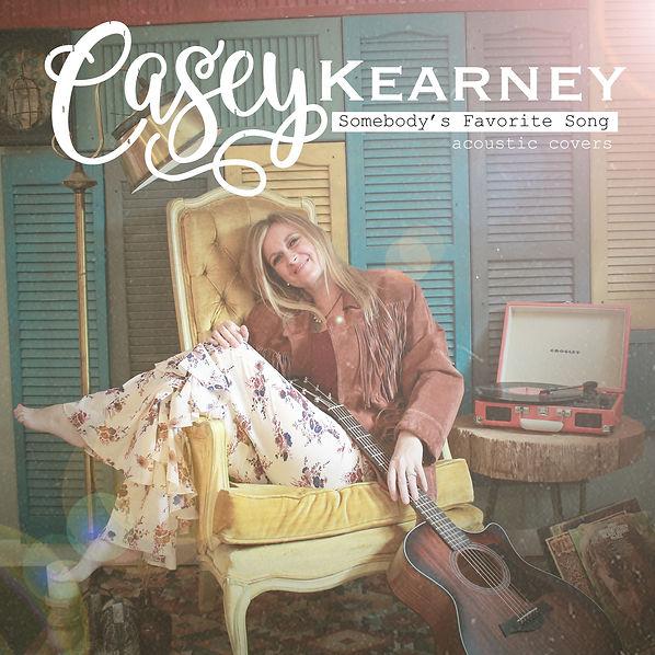 Casey Kearney album cover
