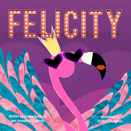 "Children's Book ""Felicity"""