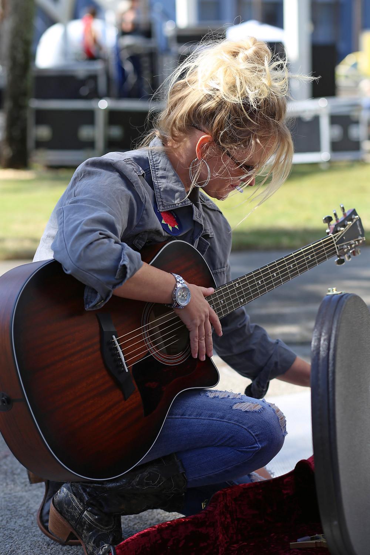 Casey Kearney Taylor Guitar