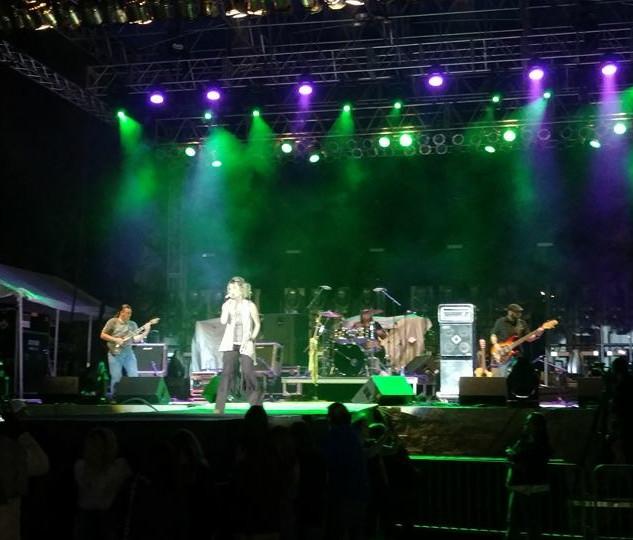 Casey Kearney Stage