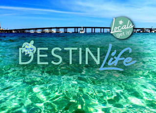 Destin Life Article By: Will Estell