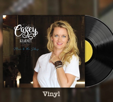 """Vinyl LP Record """"More to the Story"""""""