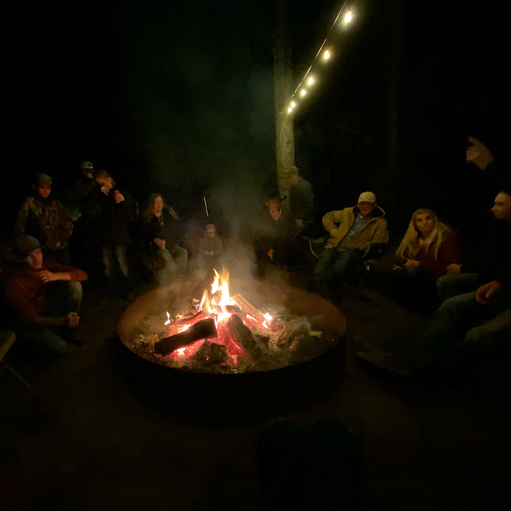 Casey Kearney campfire