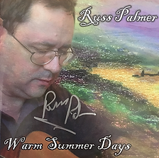 Front cover of Warm Summer Days CD
