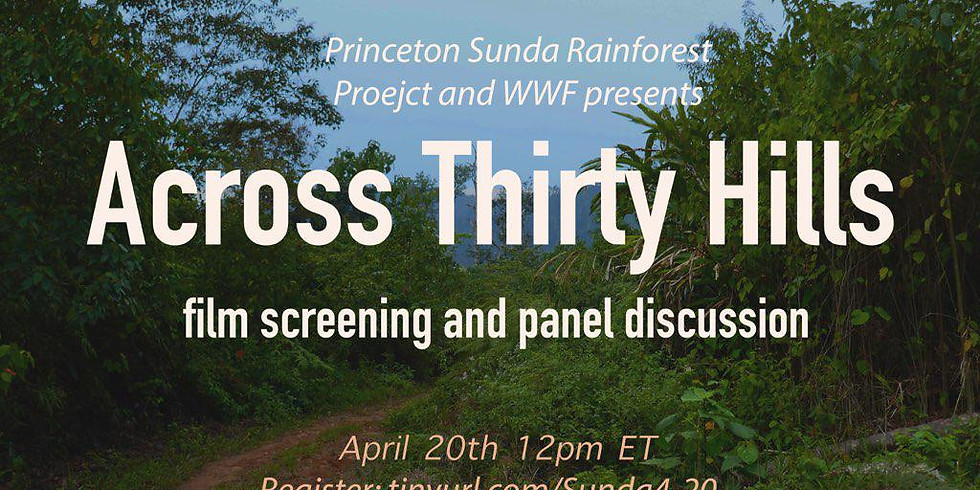 Across Thirty Hills Screening