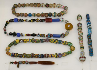 Venetian Glass Beads: A Subtle Commodity