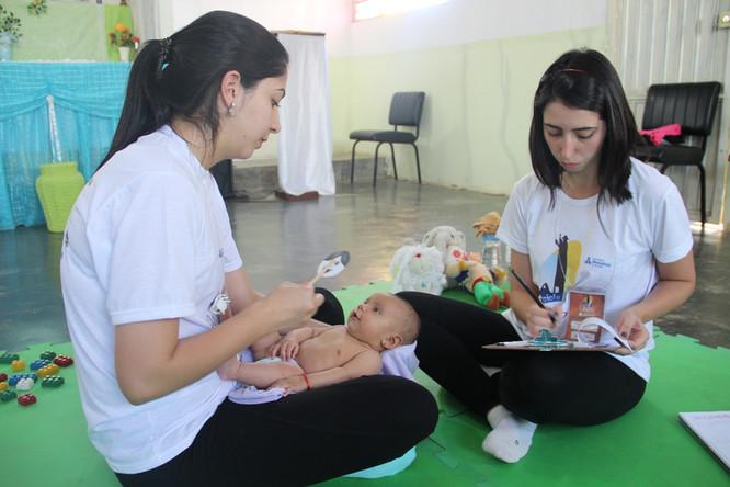 Desenvolvimento infantil ganha atenção especial em Canudos