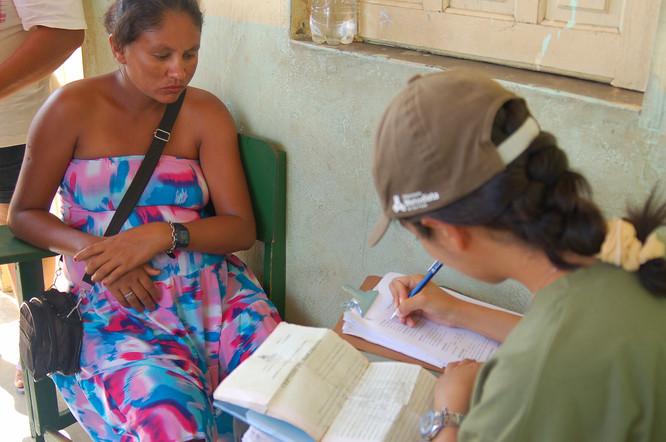 Região do Rio do Vigário recebe atendimento domiciliar