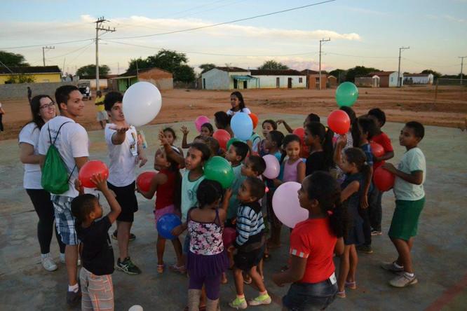 Ações do Projeto Canudos são realizadas na comunidade de Rasinho